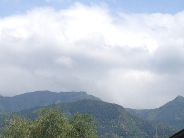 鬼ヶ城の風景