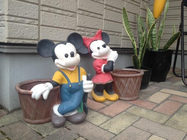 ミッキーマウス ミニーマウス